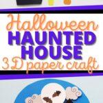 3D Halloween crafts for kids