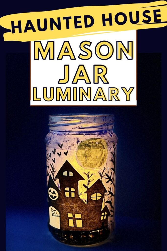 Mason jar Halloween Crafts